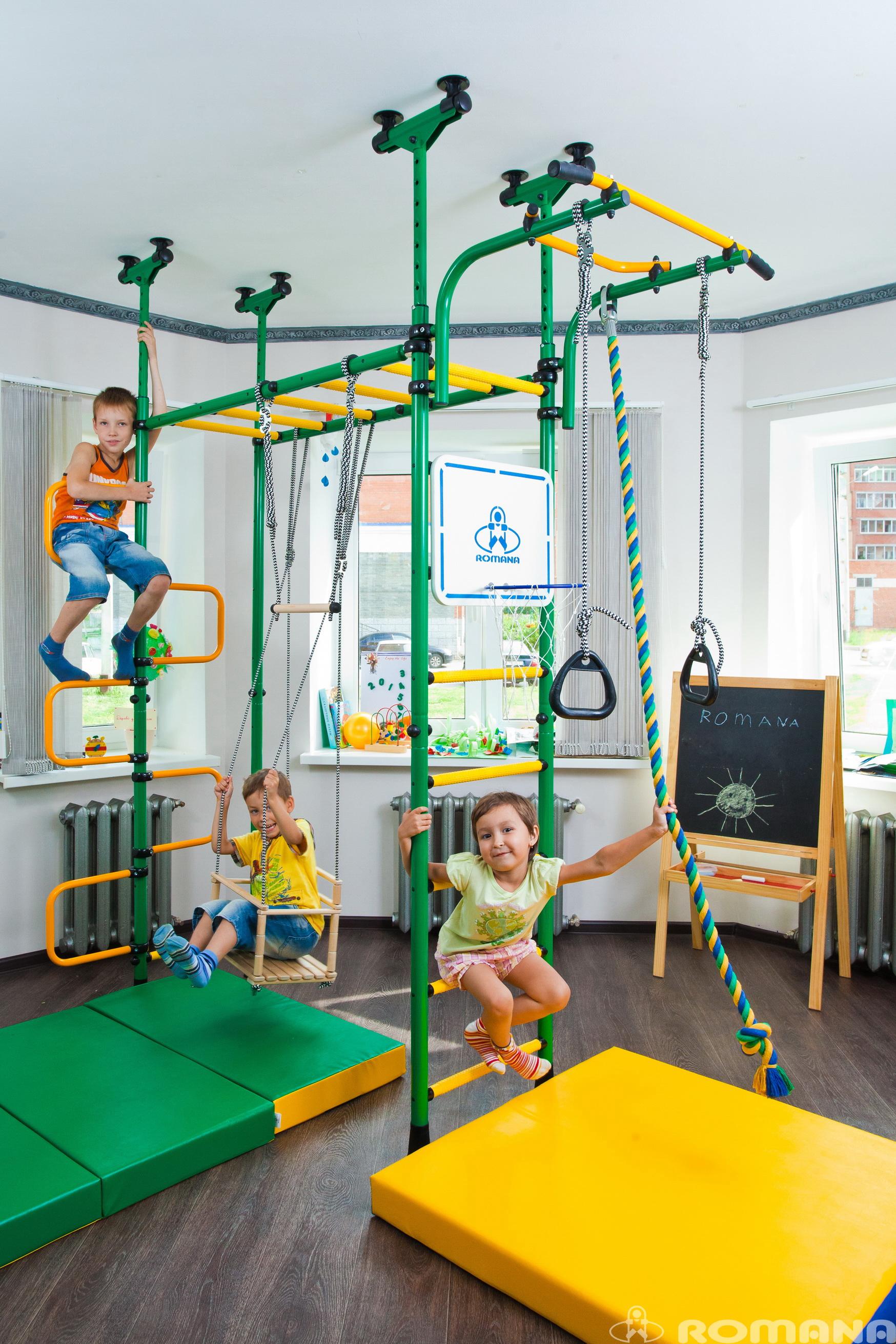 детский спортивный комплекс рукоходом