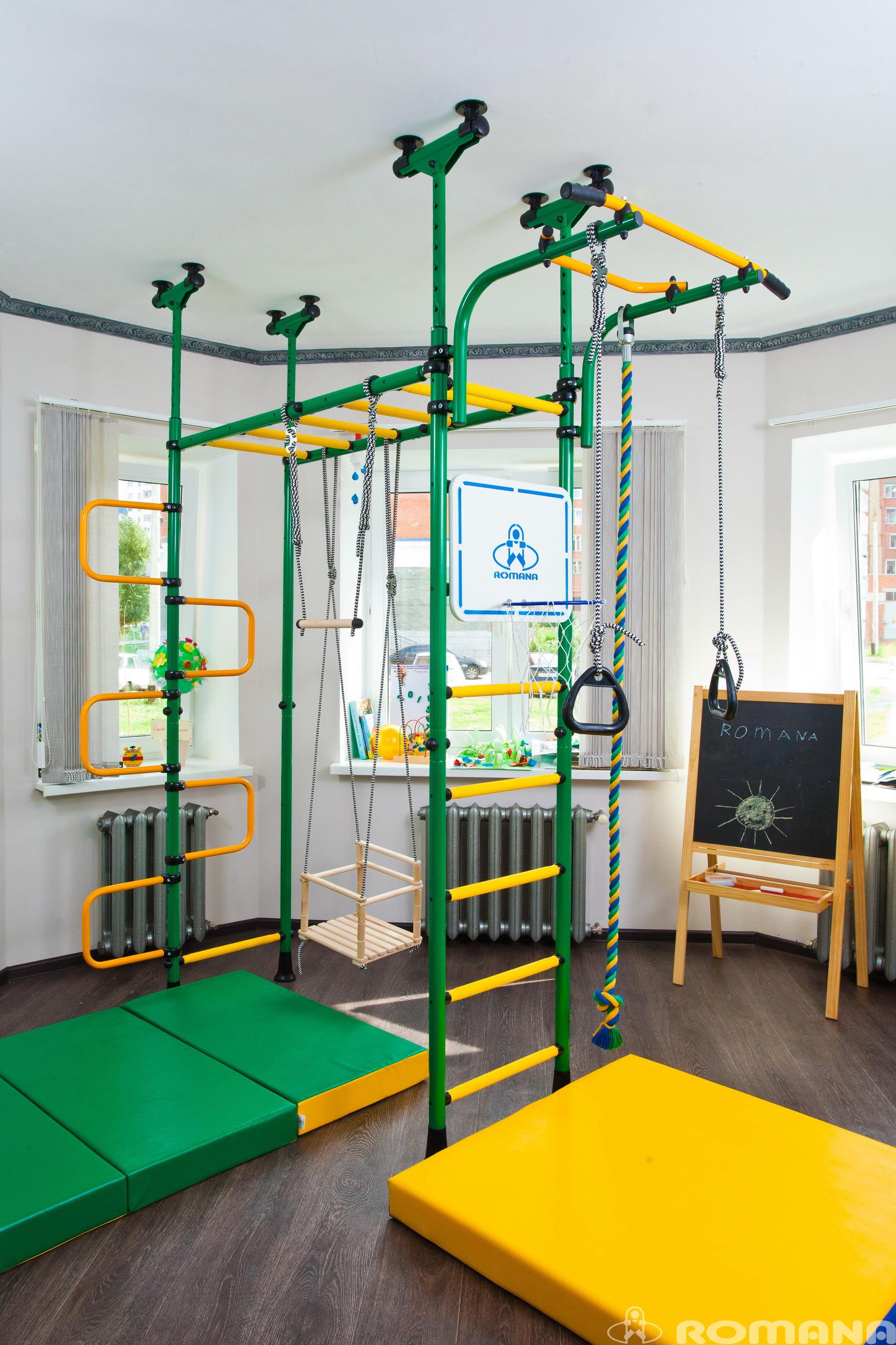 детские спортивные комплексы рукоходом
