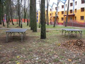 Теннисные столы 2